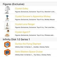 Disney Infinity Power Disk (rechercher)