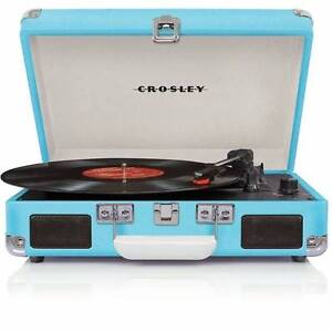 Crosley Record Player Henley Beach South Charles Sturt Area Preview