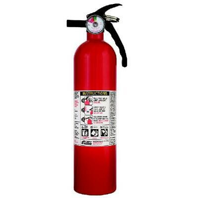 Fire Extinguisher 2.5 Lbs Home Car Safety Dry Chemical Garage Kitchen