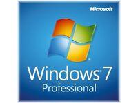 WINDOWS 7 SP1 REPAIR/REINSTALL DISK