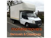 MonsterMovers *Removals *Clearances *Gardening *Skip Alternative *Waste removal *Man&Van