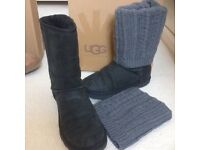 Ladies ugg boots,price is for all 3 pairs