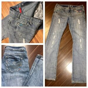 YDE jeans