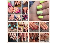 1/2 price on all nail treatments October 17th-23rd!