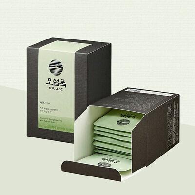 OSULLOC Premium Green Tea 10 Count (Pack of 1)