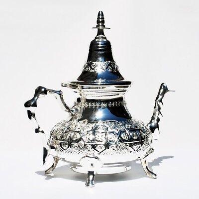 Teekanne Orientalische  Kanne Arabische Tee Minze aus Marokko 1L ()