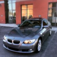 BMW 328xi 2007 coupe