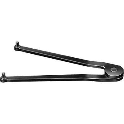 AMF: Stirnlochschlüssel verstellb.7- 40mm/2,5mm Zapfen +++NEU+++