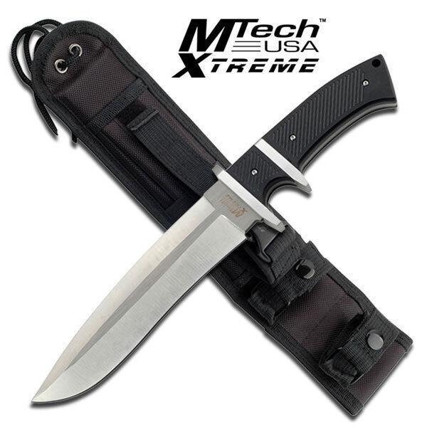 "MTech USA XTREME MX-8090SL FIXED BLADE KNIFE 13"" OVERALL"