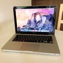 Pre owned MacBook Pro 13 inch late 2011 500G with charger Calamvale Brisbane South West Preview
