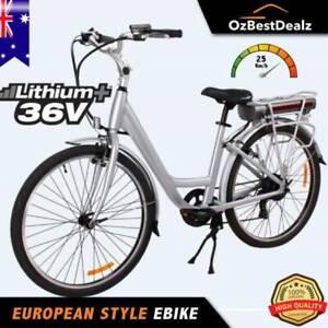 European Style E-Bike 7 spd 36V 250W Motor Electric bike bicycle