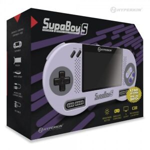 Hyperkin SupaBoy S Portable Pocket Console for SNES/ SFC