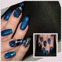Amazing nail services offered