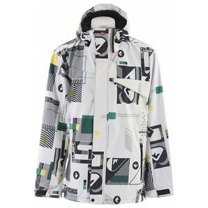 Quiksilver Last Mission Snowboard Jacket Mens Austral Liverpool Area Preview