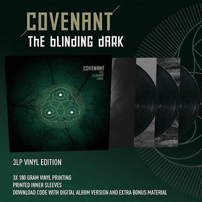 COVENANT The Blinding Dark 3LP VINYL 2016 LTD.500