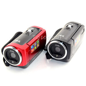 HD 720P 16MP Digital Video Camcorder Camera DV DVR 2.7'' TFT LCD 16x ZOOM
