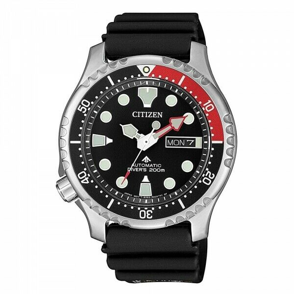 Citizen Promaster Automatik Taucher Uhr Limited Edition NY0087-13EE