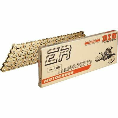 120 Links D.I.D 520 ERT3 Racing Chain