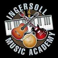 Music lessons at Ingersoll Music Academy