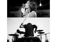 Singer/Frontman & Drummer needed