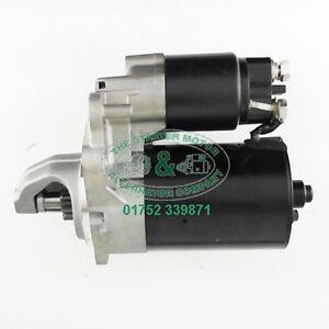 Mini 1 4 1 6 cooper s works one 39 01 starter for How a starter motor works