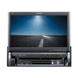 Kenwood DVD Touchscreen
