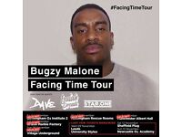 1 x BUGZY MALONE Ticket - Manchester Albert Hall - Friday November 11th