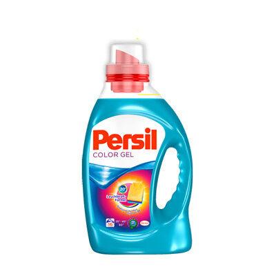 - Color Gel Laundry Detergent by Persil (1l Liquid)