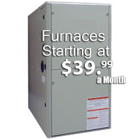 HVAC FINANCING • REBATES • OAKVILLE AND SURROUNDING