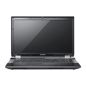 "Used Samsung Laptop RF711 17"" screen i7 6gb ram 64bit"