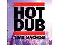 HOT DUB TIME MACHINE TICKETS