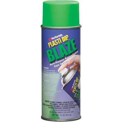 6 Pk 11 Oz Performix Plasti Dip Blaze Green Rubber Coating Spray Paint 11224-6