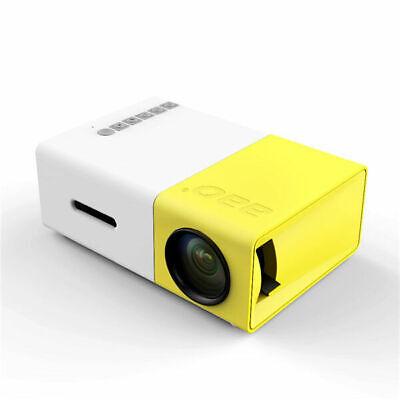 YG-300 1080p Full HD LED Projector Mini Home Cinema