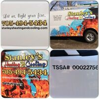 For your heating and cooling needs