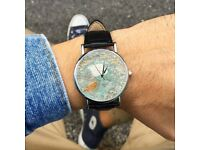 Woodstock Watch 'Artic Man'