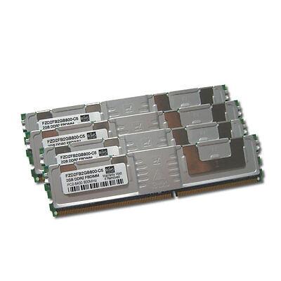 PC2-5300F DDR2 667MHz FB DIMM Apple Mac Pro Dual//Quad Core Memory, 4x 4GB 16GB