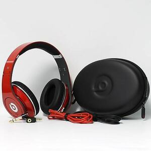 Selling Wired red studio beats and wireless bluetooth beats