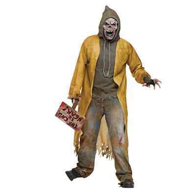 Zombie Walker Costume Size Boy's Medium 8-10