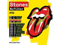 Rolling Stones ticket Friday 25th May