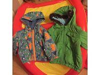 Baby boy jackets