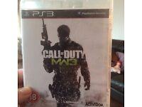 PlayStation 3 games PS3