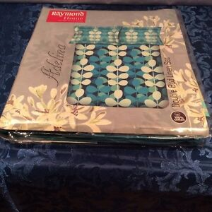 BRAND NEW UNOPENED  BED SHEET WITH 2 PILLOW COVER Oakville / Halton Region Toronto (GTA) image 5