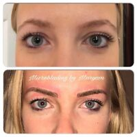 3D eyebrows by Maryam $249 special of October