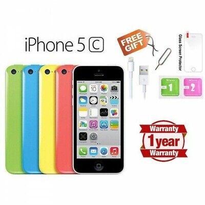 APPLE iPHONE 5C 8GB/16GB - Unlocked/ Vodafone, cheap iPhone 12 Months warranty