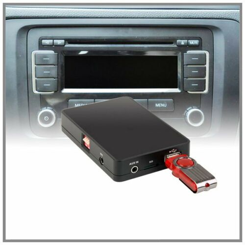 autoradio usb sd aux mp3 adaptateur bmw e36 e46 z3 business radio ebay. Black Bedroom Furniture Sets. Home Design Ideas
