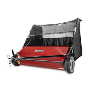 """42"""" Craftsman High Performance Lawn Sweeper"""