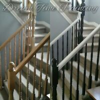 Dream Time Painting, professional painters