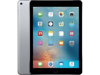 Brand New Sealed Apple iPad Pro 9.7in 256GB on o2 (space grey) wi-fi & cellular