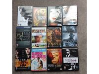 Dvd Films boxset Cd JOBLOT