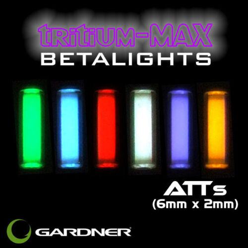 GARDNER TACKLE TRITIUM-MAX BETALIGHT 6MM X 2MM